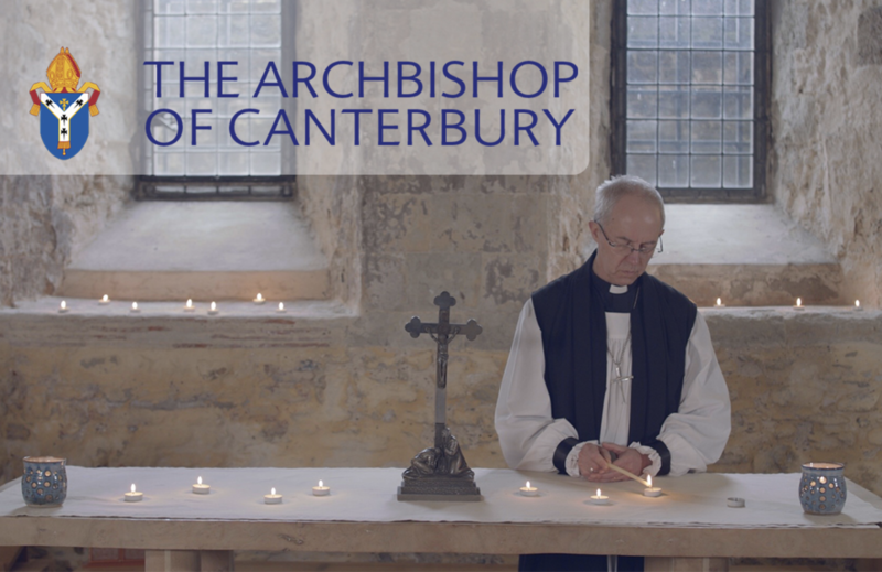 Archbishop of Canterbury to lead first national virtual Church of England service