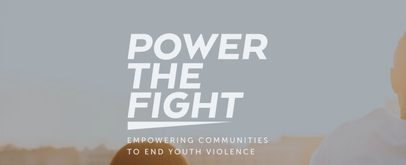 Power The Fight exists to empower communities to end youth violence.