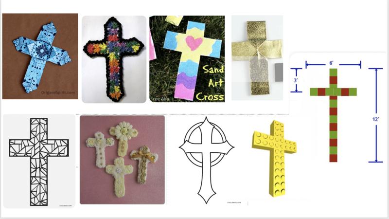 Take up the cross challenge