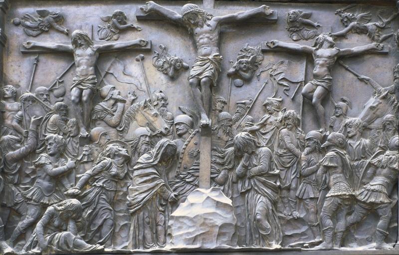 Good Friday reflection by Jim Harris, St Olave Church