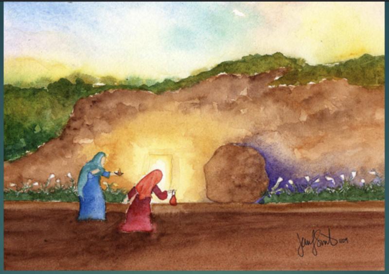 Easter Sunday Reflection