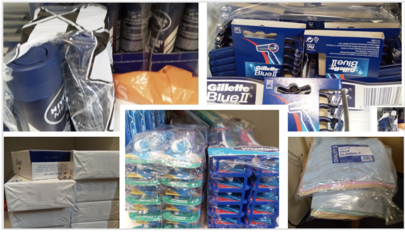 Update up on the work of The Hygiene Bank - Square Mile